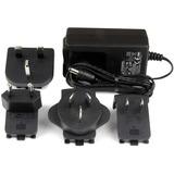 StarTech.com Replacement 9V DC Power Adapter - 9 Volts, 2 Amps - 120 V AC, 230 V AC Input Voltage - 9 V DC Output Vol (SVA9M2NEUA)