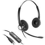Plantronics Entera USB Series USB Corded Headset