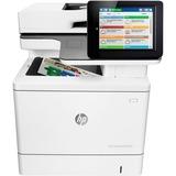 HP LaserJet M577f Laser Multifunction Printer - Color - Plain Paper Print - 40 ppm Mono/40 ppm Color Print (B5L47A#BGJ)