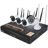 Plustek Wireless HD Security Kit