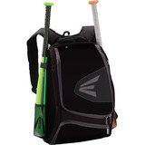 Easton E100XLP Carrying Case (Backpack) for Baseball - Navy, Camo - 600D Polyester, 420D Ripstop - Fast Pitch, Honeycomb - Shoulder Strap
