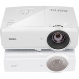 BenQ MH741 3D Ready DLP Projector - 1080p - HDTV - 16:9 - Ceiling, Front - 260 W - 2500 Hour Normal Mode - 3500 Hour (MH741)
