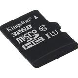 Kingston 32GB microSD High Capacity (microSDHC) Card