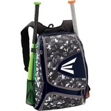 Easton E100XLP Carrying Case (Backpack) for Baseball - Green, Camo - 600D Polyester, 420D Ripstop - Fast Pitch, Honeycomb - Shoulder Strap