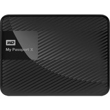 WD 3TB My Passport X for Xbox One Portable External Hard Drive - USB 3.0 (WDBCRM0030BBK-NESN)