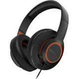 SteelSeries Siberia 150 Headset - Stereo - Black - USB - Wired - 32 Ohm - 20 Hz - 20 kHz - Over-the-head - Binaural - (61421)