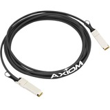 Axiom QSFP+ to QSFP+ Passive Twinax Cable 0.5m