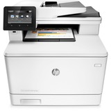HP LaserJet Pro M477fdn Laser Multifunction Printer - Color - Plain Paper Print - Desktop