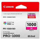 Canon PFI-1000 Magenta Ink Tank