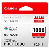 Canon PFI-1000 Red Ink Tank