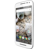 Motorola Moto G Smartphone - 8 GB Built-in Memory - Wireless LAN - 3G - Bar - White - SIM-free - SMS (Short Message Service), MMS (Multi-media Messaging Service), Email, Instant Messaging - Accelerometer, Proximity Sensor, Gyro Sensor, Digital Compas