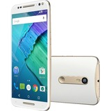 Motorola Moto X Pure Edition Smartphone - 16 GB Built-in Memory - Wireless LAN - 4G - Bar - White - SIM-free - SMS (Short Message Service), MMS (Multi-media Messaging Service), Email, Instant Messaging - 1 SIM Card Supported - Nano SIM - Android 5.1.