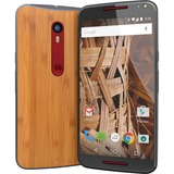 Motorola Moto X Pure Edition Smartphone - 16 GB Built-in Memory - Wireless LAN - 4G - Bar - Bamboo - SIM-free - SMS (Short Message Service), MMS (Multi-media Messaging Service), Email, Instant Messaging - 1 SIM Card Supported - Nano SIM - Android 5.1