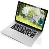 "IOGEAR Shield+Protect: 15"" Macbook Pro Retina Keyboard Skin and Screen Protector"