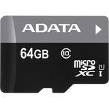 Adata 64GB Premier microSD Extended Capacity (microSDXC) Card