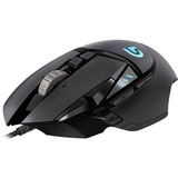 Logitech G502 Proteus Spectrum RGB Tunable Gaming Mouse - Optical - Cable - USB - 12000 dpi - Computer - Scroll Wheel (910-004615)