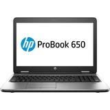 HP ProBook 650 G2 15.6in Notebook - Intel Core i5 (6th Gen) i5-6200U Dual-core (2 Core) 2.30 GHz - 4 GB DDR4 SDRAM - (V1P78UT#ABA)