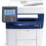 Xerox WorkCentre 3655i Laser Multifunction Printer - Monochrome - Plain Paper Print - Desktop - Copier/Fax/Printer/Sc (3655I/X)