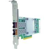 Axiom PCIe x8 10Gbs Dual Port Fiber Network Adapter for Chelsio