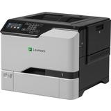 Lexmark CS725de Laser Printer - Color - 2400 x 600 dpi Print - Plain Paper Print - Desktop - 50 ppm Mono / 50 ppm Col (40C9000)