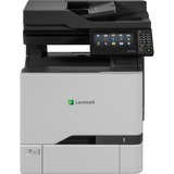 Lexmark CX725dhe Laser Multifunction Printer - Color - Plain Paper Print - Desktop - Copier/Fax/Printer/Scanner - 50 (40C9501)