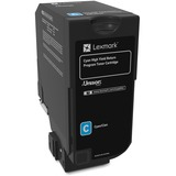 Lexmark CX725 Ret Prog High Yield Toner Cartridge