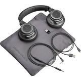 Plantronics BackBeat PRO+ Wireless, Noise Canceling Headphones + HI-FI USB Adapter