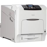 Ricoh SP C435DN Laser Printer - Color - 1200 x 1200 dpi Print - Plain Paper Print - Desktop - 37 ppm Mono / 37 ppm Co (U2S94E)