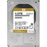WD Gold 4TB high-capacity datacenter hard drive - 7200rpm - 128 MB Buffer (WD4002FYYZ)