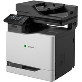 Lexmark CX820de Laser Multifunction Printer - Color - Plain Paper Print - Desktop - Copier/Fax/Printer/Scanner - 52 p (42K0010)