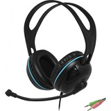 Andrea EDU-455 USB Over-Ear (Circumaural) Stereo Headset - Stereo - USB - Wired - 32 Ohm - 50 Hz - 20 kHz - Over-the- (C1-1027600-1)