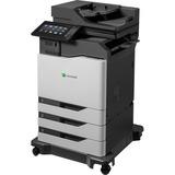 Lexmark CX825dtfe Laser Multifunction Printer - Color - Plain Paper Print - Floor Standing - Copier/Fax/Printer/Scann (42K0042)