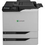 Lexmark CS820dtfe Laser Printer - Color - 1200 x 1200 dpi Print - Plain Paper Print - Desktop - 60 ppm Mono / 60 ppm (21K0250)