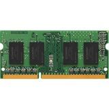Kingston 8GB DDR3 SDRAM Memory Module - 8 GB - DDR3 SDRAM - 1333 MHz - 204-pin - SoDIMM (KCP313SD8/8)