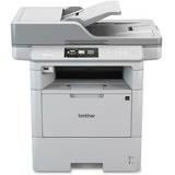 Brother MFC-L6900DW Laser Multifunction Printer - Monochrome - Plain Paper Print - Desktop - Copier/Fax/Printer/Scann (MFCL6900DW)