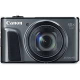 Canon PowerShot SX720 HS 20.3 Megapixel Compact Camera - Black