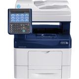 Xerox WorkCentre 6655i Laser Multifunction Printer - Color - Plain Paper Print - Desktop - Copier/Fax/Printer/Scanner (6655I/X)