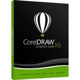 Corel CorelDraw Graphics Suite v.X8