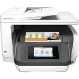 HP OfficeJet Pro 8730 e-All-in-One Printer - Inkjet Multifunction Printer - Color - Plain Paper Print - Desktop - Cop (D9L20A#B1H)