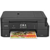 Brother MFC-J985DW Inkjet Multifunction Printer - Color - Plain Paper Print - Desktop - Copier/Fax/Printer/Scanner - (MFCJ985DW)