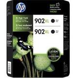 HP 902XL 2-pack High Yield Black Original Ink Cartridges
