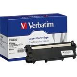 Verbatim Remanufactured Laser Toner Cartridge alternative for Brother TN630 - Laser - 1200 Page - 1 Pack (99358)