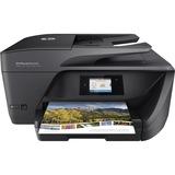 HP Officejet Pro 6968 Inkjet Multifunction Printer - Plain Paper Print (T0F28A#B1H)