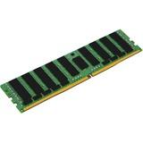Kingston 32GB DDR4 SDRAM Memory Module - 32 GB - DDR4 SDRAM - 2400 MHz DDR4-2400/PC4-19200 - LRDIMM (KTD-PE424L/32G)