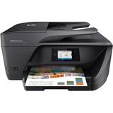 HP Officejet 6962 Inkjet Multifunction Printer - Color - Plain Paper Print - Desktop - Copier/Fax/Printer/Scanner - 3 (T0G26A#1HA)