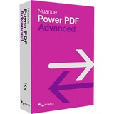 Nuance Power PDF v.2.0 Advanced - Box Pack - 1 User - PDF Application - DVD-ROM - English - PC (AV09A-K00-2.0)