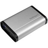 StarTech.com USB 3.0 Video Capture Card - 1080p 60fps Game Capture Card - Aluminum - Game Capture Card - HDMI Capture (USB32HDCAPRO)