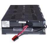 CyberPower RB1290X6B UPS Battery Pack - 9000 mAh - 12 V DC - Sealed Lead Acid (SLA) - User Replaceable (RB1290X6B)