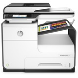 HP PageWide Pro 477dw Page Wide Array Multifunction Printer - Color