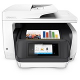 HP Officejet Pro 8720 Inkjet Multifunction Printer - Color - Plain Paper Print - Desktop